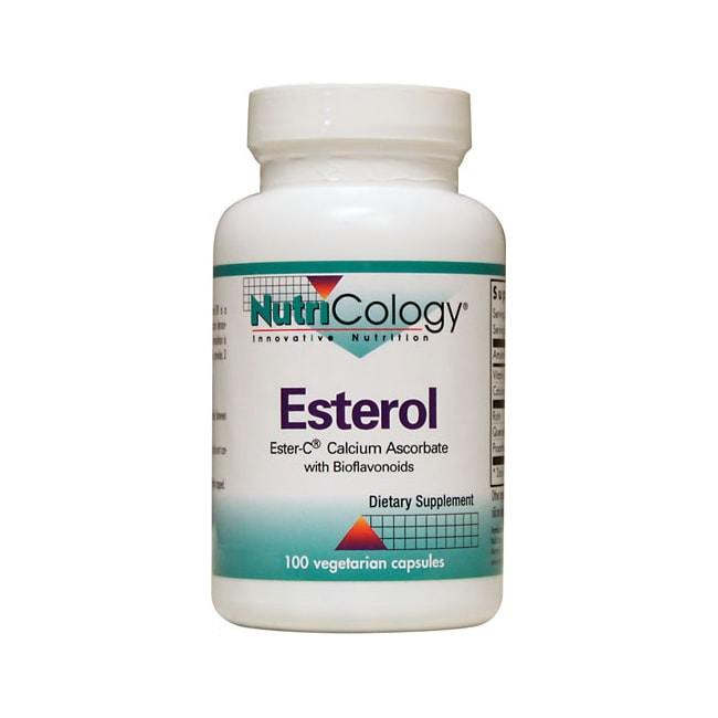 NutriCology Allergy Research Esterol Ester-C 100 Veg Caps - Swanson ...
