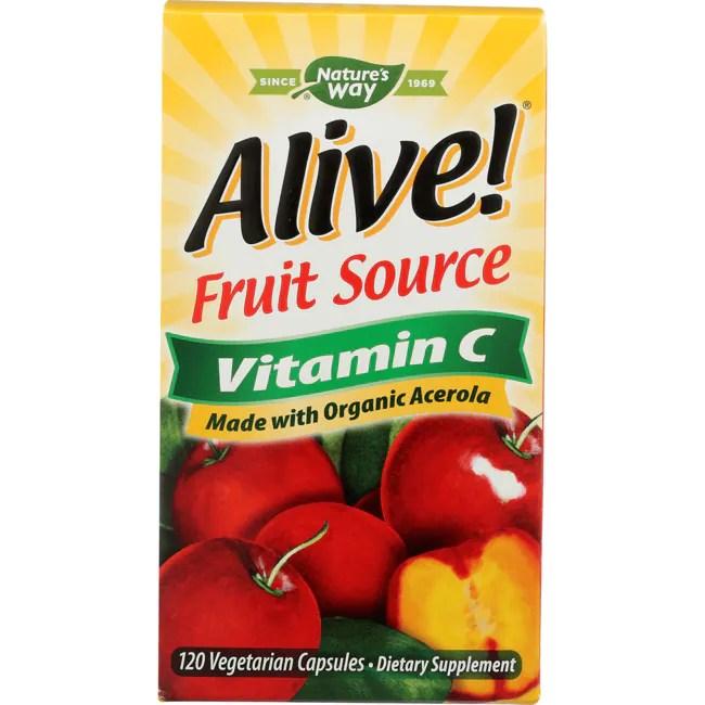 Vitamin C Food Materials