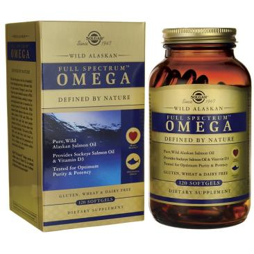 Image result for wild alaskan full spectrum omega solgar