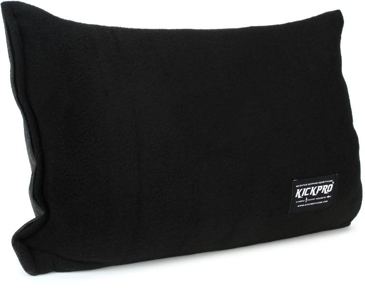 kick drum pillow weighted