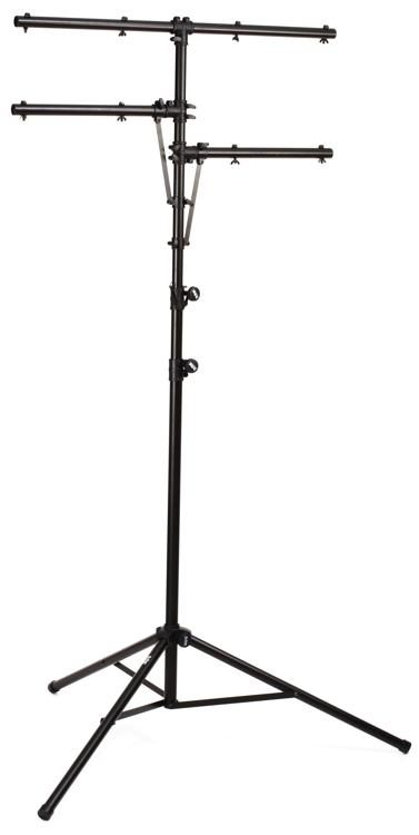 ls7720blt lighting stand with side bars