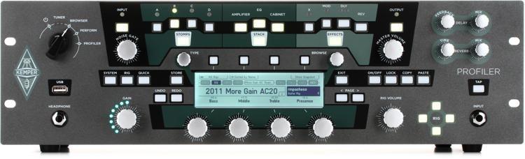 profiler rack rackmount profiling amp head