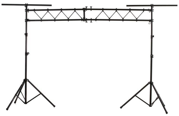 ls7730 lighting stand with truss
