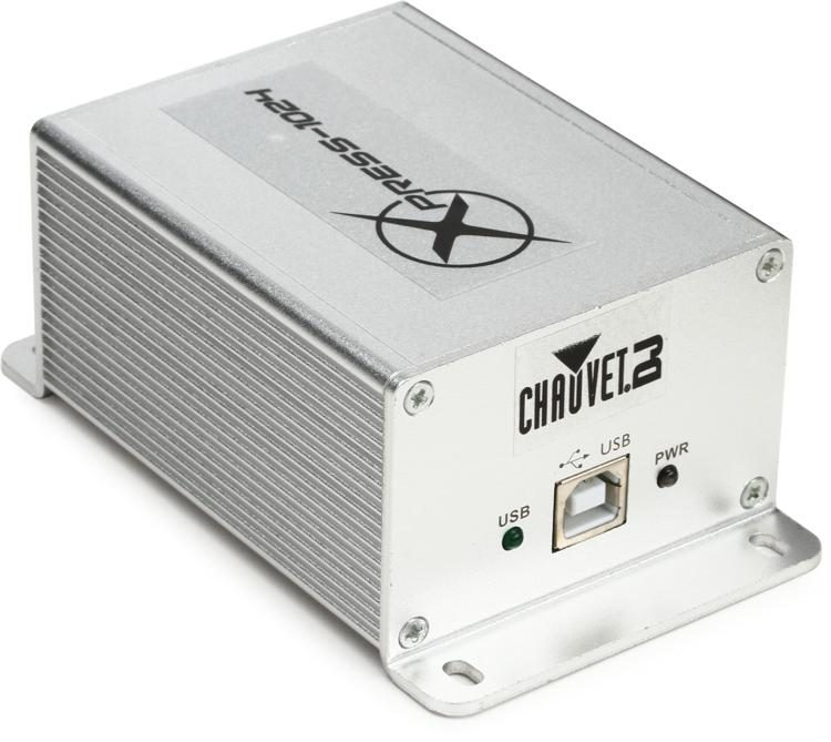 xpress 1024 1024 ch usb dmx interface
