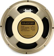 The Celestion Creamback - A great speaker for the Vox AC15