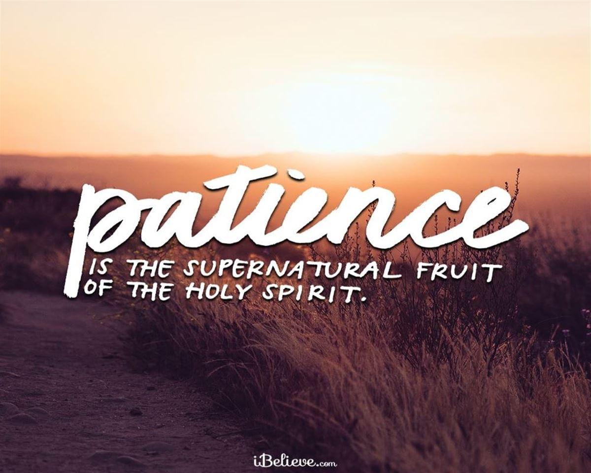 20 Best Bible Verses About Patience