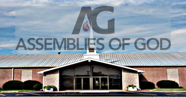 Image result for Assemblies of God Church