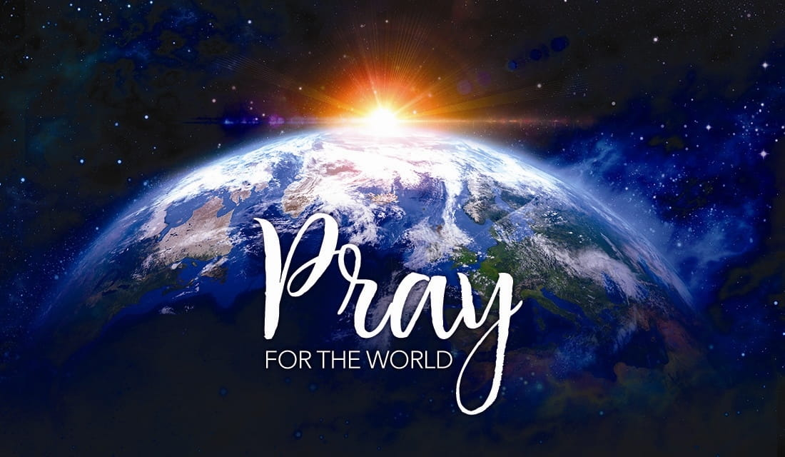 Free Pray For The World ECard EMail Free Personalized