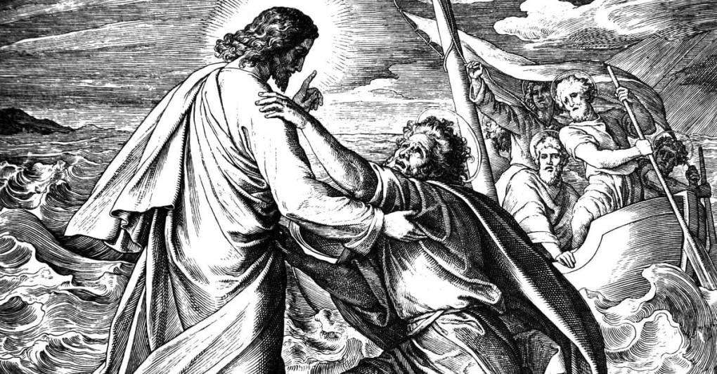 54898-Jesuswalksonwater-Peter-thinkstock-Ruskpp-519833744.1200w.tn Qual o nome dos Apóstolos de jesus - Quem eram os Apóstolos antes de Jesus?