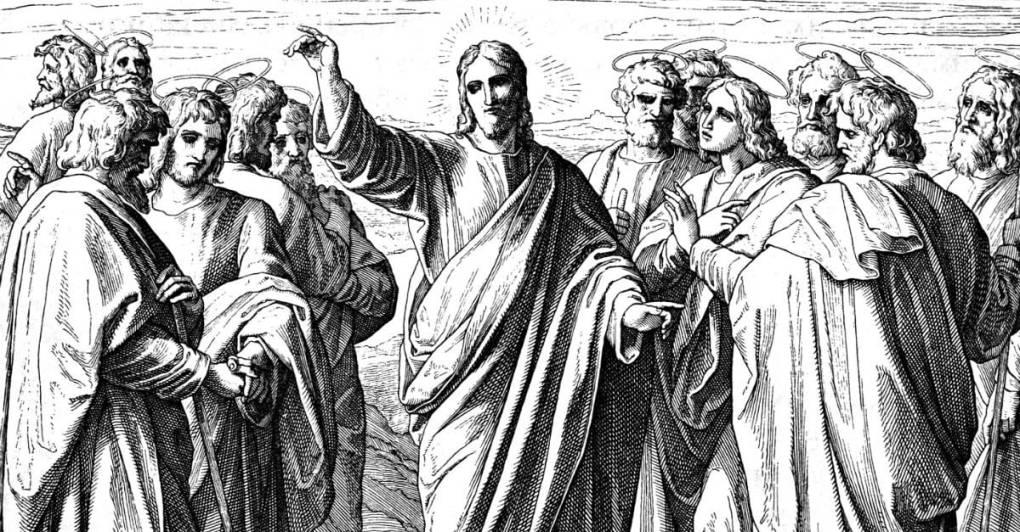 54915-Jesus-twelve-sentout-disciples.1200w.tn Qual o nome dos Apóstolos de jesus - Quem eram os Apóstolos antes de Jesus?