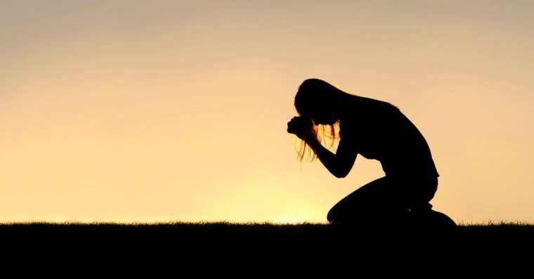 Image result for kneeling in defeat silhouette