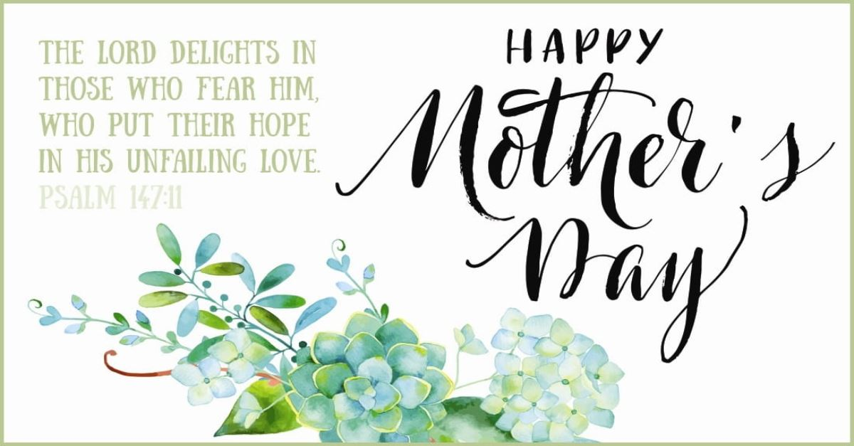 Mother's Day Bible Verses, Scriptures for Mom