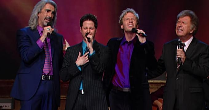 Gaither Vocal Band, I'm Gonna Sing, Reason for singing, music, Spread the message