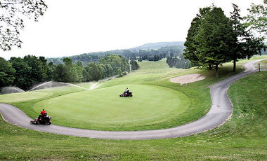 Course Changes in Onondaga County  Midlakes will become Barrows View     Dick Blume   The Post Standard  2005Green Lakes is celebrating its 75th  anniversary this year