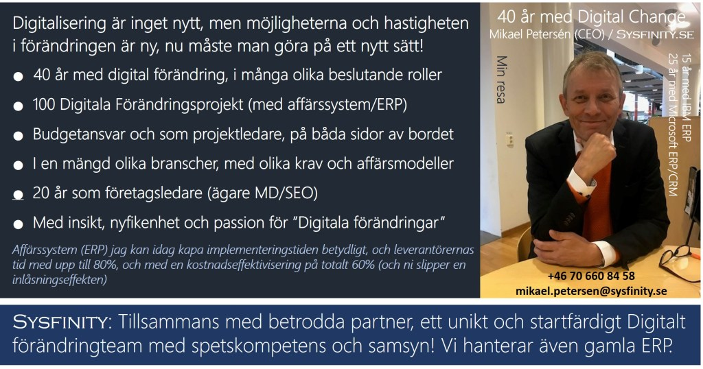 Sysfinity CEO Mikael Petersen_swe