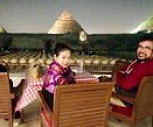 8% sparen sound and light show at Giza pyramids – Kairo