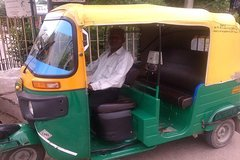 Hire a Tuk Tuk for Agra Tour