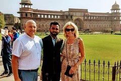 Private Taj Mahal & Agra Full-Day Tour from Delhi