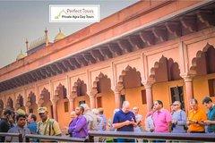 Skip-the-Line Taj Mahal VIP Entrance Tour