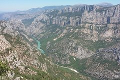 Full-day Private Provence and Verdon Canyon Tour from Nice