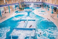Thermal Pool & Spa Entrance in Tenerife