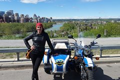 Calgary Sightseeing Tour By Sidecar