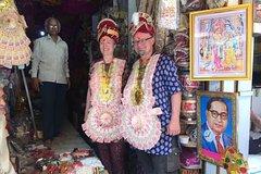 Guided Agra Heritage Walk from Jama Maszid