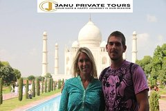 Private Full Day Tour of Taj Mahal from Agra