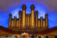 Private Tour of Salt Lake City with Tabernacle Organ Recital