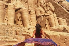 Private Tour To Abu Simbel Temple And Nefertiti Temple From Aswan