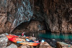 The Ultimate Sea Cave Kayak & Snorkel Tour