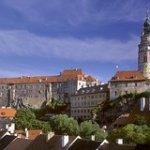 Cesky Krumlov Bohemia Prague Day Trip to Cesky Krumlov with Historic City Center Walking Tour and Cesky Krumlov Castle 16436P5