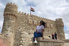 Alexandria day tour from Cairo Giza hotel