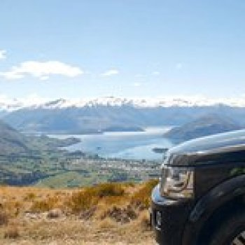 Wanaka South Island Criffel Station 4wd High Country Adventure 66542P10