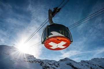 Glacier Paradise Mount Titlis from Zurich