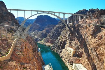 2-Day Las Vegas, Hoover Dam, and Death Valley from Los Angeles