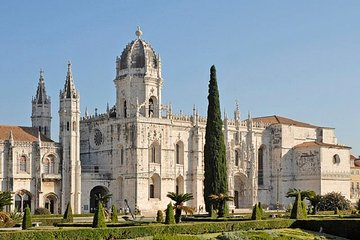 Lisbon City Tour Including Jeronimos Monastery and Tastings