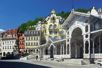 Karlovy Vary Spa day-trip from Prague by bus