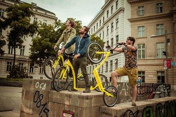 Kick-Bike Small-Group Tour Through Vienna with Locals