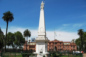 Private Buenos Aires Walking Tour