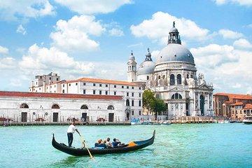 Venice Combo: St.Mark Basilica & Gondola Ride Tour