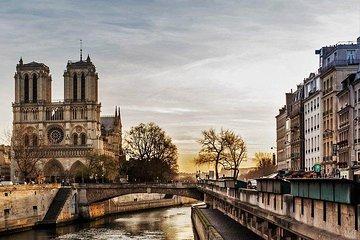 Paris City Center History of Paris Guided Walking Tour - Semi-Private 8ppl Max