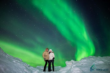 Northern Lights Small-Group Tour from Tromso, Including Photography Tips
