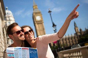 London Hop-On Hop-Off Bus Ticket Options