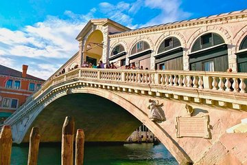 Walking Tour of Venice from St. Mark's Square to Rialto - Special Venice 1600