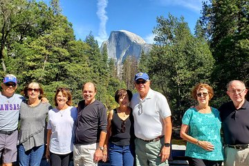 Yosemite National Park 1-Day Private Tour from San Francisco or Yosemite Area
