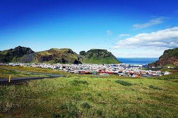 3 Day Private Volcano Tour Iceland / Westmanislands & Jokulsarlon Glacier Lagoon