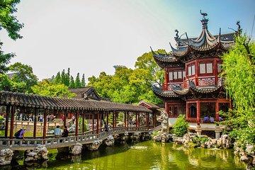 Shanghai Yu Garden Ticket Booking