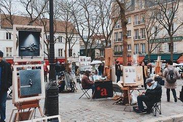 The Soul of Montmartre Walking Tour