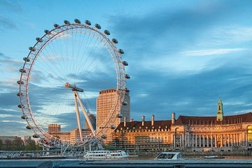 9Hr Tour London Eye, Westminster Abbey and St Paul's Cathedral (Private Guide)